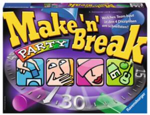Ravensburger Make'n Break Party RAV26575