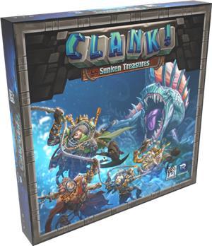 Renegade Game Studios Clank: Sunken Treasures RGS00569
