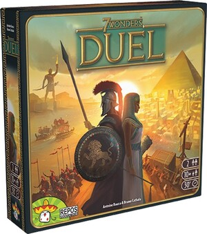 REPOS 7 Wonders: Duel HN19RE2092423