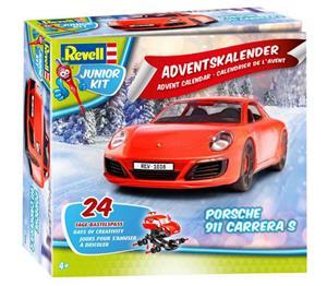 Revell Adventskalender Porsche 911 2018 9001018