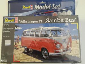 Revell Model Set VW T1 Samba Bus 9067399