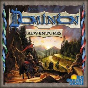 Rio Grande Games Dominion: Abenteuer (9. Erweiterung) RIO01408