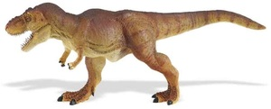 Safari Tyrannosaurus-rex braun (2) 22 x 8.5 cm 7713007