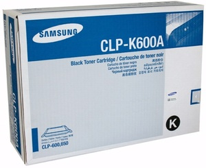 Samsung Toner/black 4000sh f CLP-600 CLP-K600ASEE