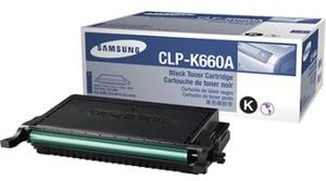 Samsung Toner-Modul schwarz CLP-K660A