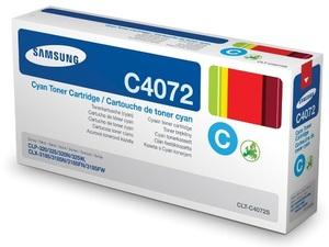 Samsung Toner cyan CLT-C4072S
