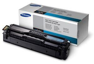 Samsung Toner-Modul cyan CLT-C504S