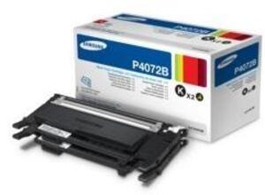 Samsung Toner-Modul Twin-Pack schwarz CLT-P4072B