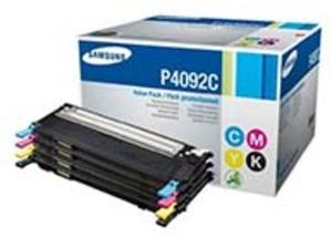 Samsung Toner Rainbow Kit CMYBK CLT-P4092C