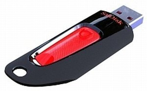 SanDisk USB Flash Cruzer Ultra 16GB SDCZ48-016G-U46