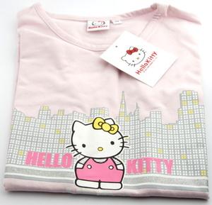 Sanrio Sanrio Hello Kitty T-Shirt Urban Pink (Grösse XS) 99-21XS