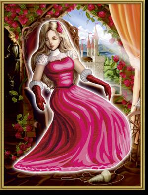 SCHIPPER Arts & Crafts Malen nach Zahlen - Rapunzel 61650622