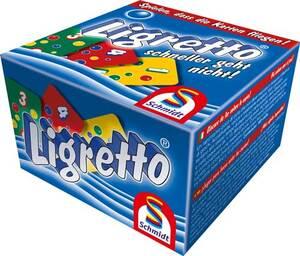 Schmidt Spiele Ligretto, blau (mult.) SV 62601010
