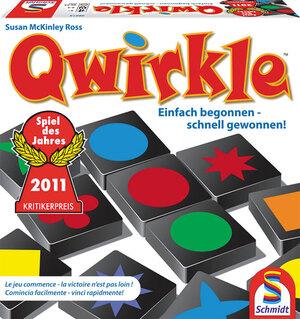 Schmidt Spiele Qwirkle 'Spiel des Jahres 2011' (mult) 4049014