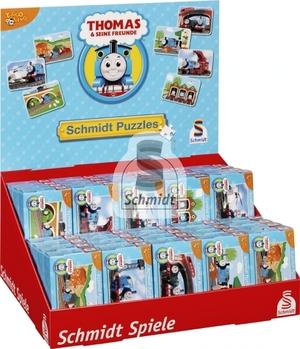 Schmidt Spiele Minipuzzle, Thomas die Lokomotive SV 4055336
