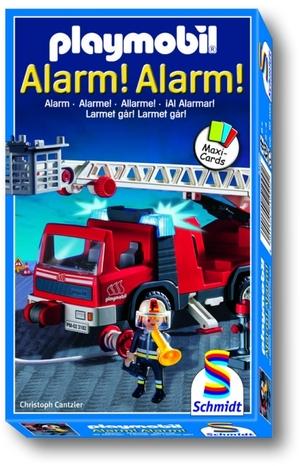 Schmidt Spiele Playmobil, Alarm! Alarm! 51099