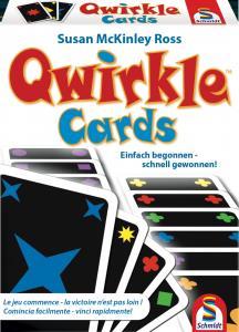 Schmidt Spiele Qwirkle Cards (mult) 75034A1