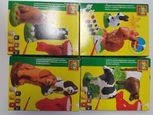 SES Creative SES Creative Ses Tiere giessen und anmalen eines wird geliefert 34001217