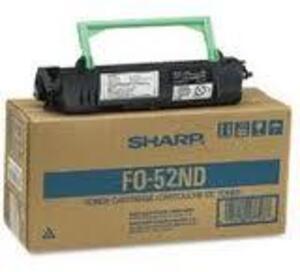 Sharp FO-52DC Entwickler Standardkapazität 250.000 Seiten 1er-Pack FO-52DC