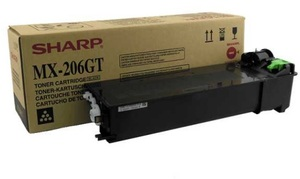 Sharp Toner schwarz MX-206GT