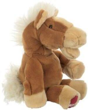 Sigikid Handspielpuppe Pferd - Rote Pfote 37100