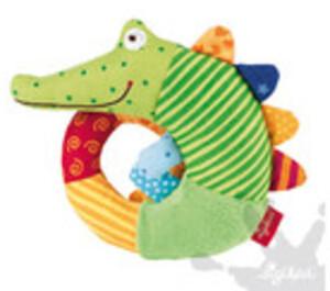 Sigikid Sigikid Baby.basics, Greilfling Krokodil 40512