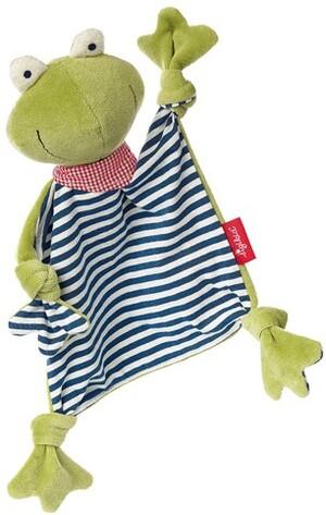 Sigikid Schnuffeltuch Frosch Green ** 41352
