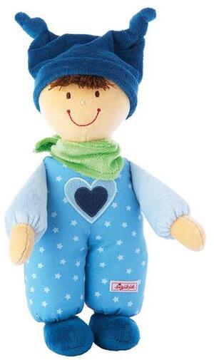 Sigikid Babydolly, Püppchen blau, klein ** 9049284