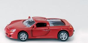 Siku Porsche Carrera GT 1:64, Metall, Plastik Siku 1001A3