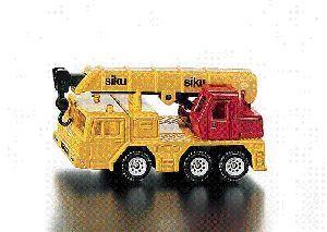 Siku Hydraulischer Kranwagen 1:64, Metall, Plastik Siku 1326A2