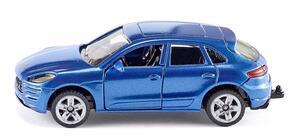 Siku Porsche Macan Turbo Siku Super, 98x78 mm, Metall/Kunststoff 1452A1