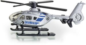 Siku Polizei Hubschrauber 1:64, Metall, Plastik Siku 8070