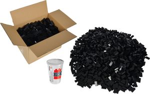 Simba Blox 500 schwarze 8er Steine lose 104118935