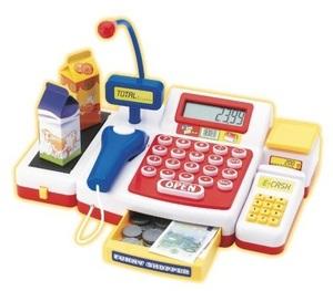 Simba Supermarktkasse mit Scanner 104525700