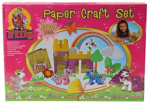 Simba Filly World Papierbastelkoffer 105954552