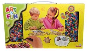 Simba Art & Fun 10.000 Bügelperlen 106375432