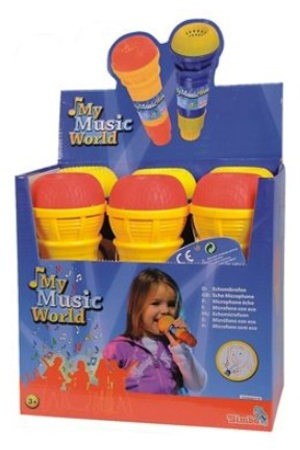 Simba My Music World Echomikrofon, 2-sort. 106830170