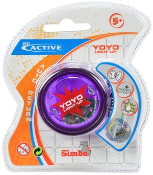 Simba Yoyo Light-up, 3-sort. 107230569