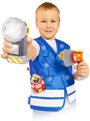 Simba Feuerwehrmann Sam Feuerwehr-Einsatzset 109250745