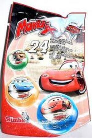 Simba Marblix Murmeln Cars 43210457