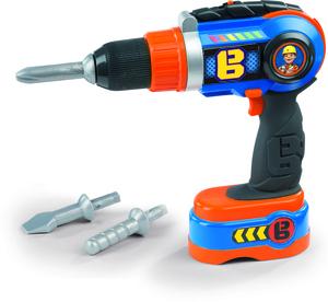 Smoby Bob Akkuschrauber elektrisch 7600360130