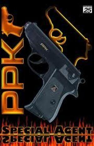 Sohni-Wicke Pistole Special Agent P99 25-Schuss, 21 cm, SB-Karte 80205609