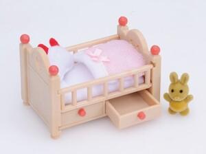 Sylvanian Families Baby Crib 4462A2