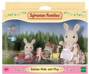 Sylvanian Families Babies Ride and Play 5040A2