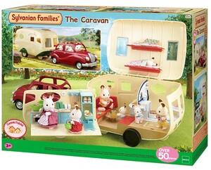 Sylvanian Families The Caravan 5045A1
