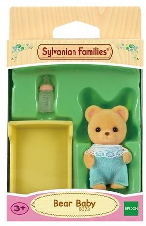 Sylvanian Families Bear Baby 5073