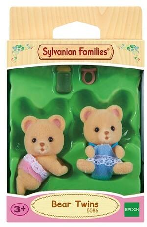 Sylvanian Families Bear Twins 5086A2