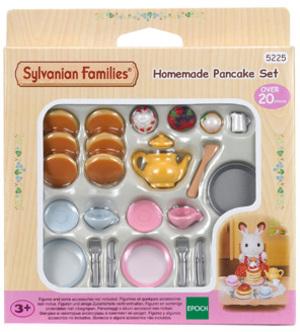 Sylvanian Families Homemade Pancake Set 5225A4