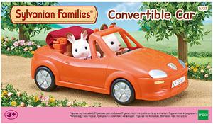 Sylvanian Families Convertible Car 5227A2