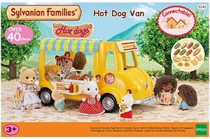 Sylvanian Families Hot Dog Van 5240A2